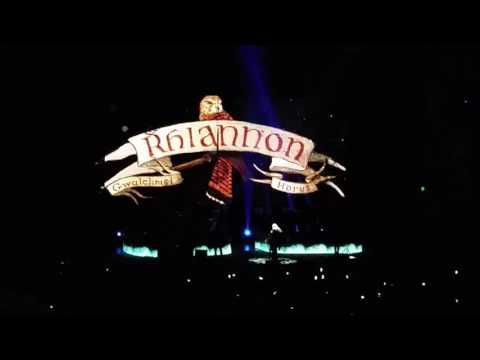 Stevie Nicks - Rhiannon/Landslide - 24 Karat Gold Tour, Baltimore, MD