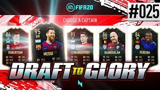THESE REWARDS ARE AMAZING! - FIFA20 - ULTIMATE TEAM DRAFT TO GLORY #25