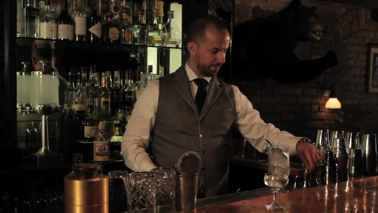 how to make a classic martini