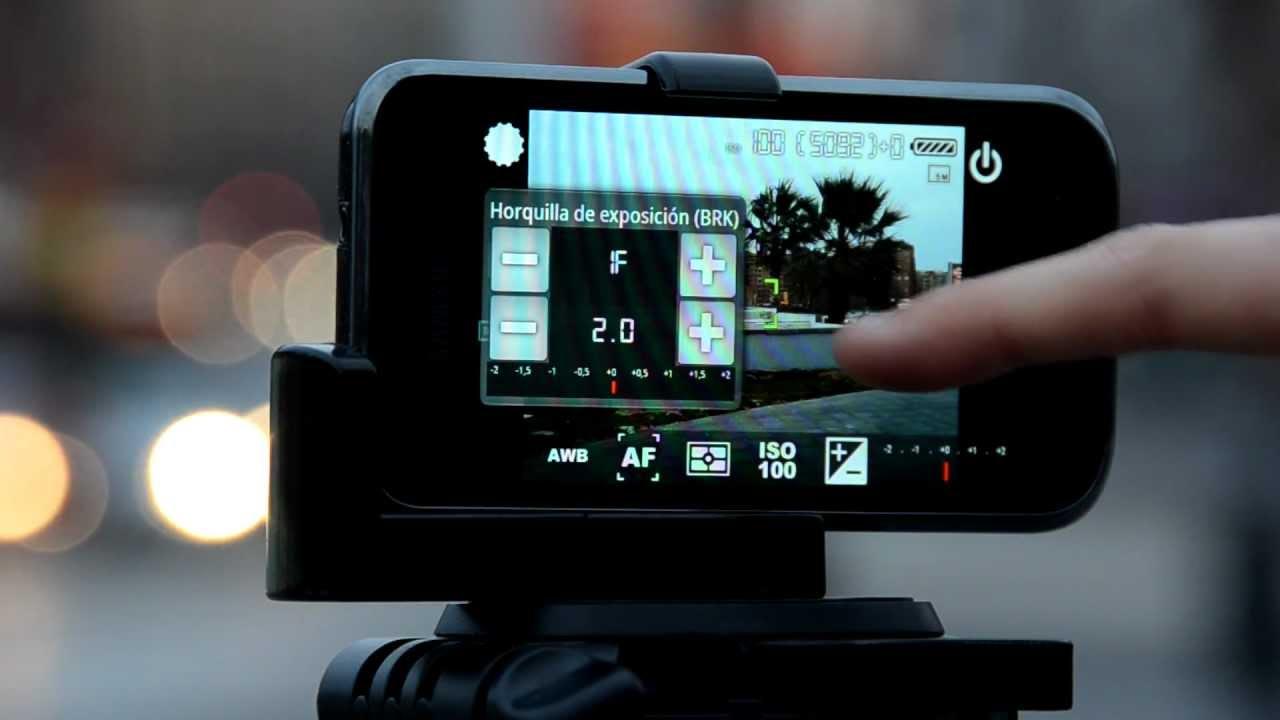 Приложения на Google Play – Camera FV-5