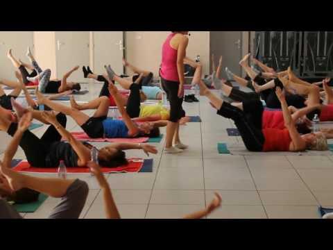 La méthode Pilates par gv claire cour