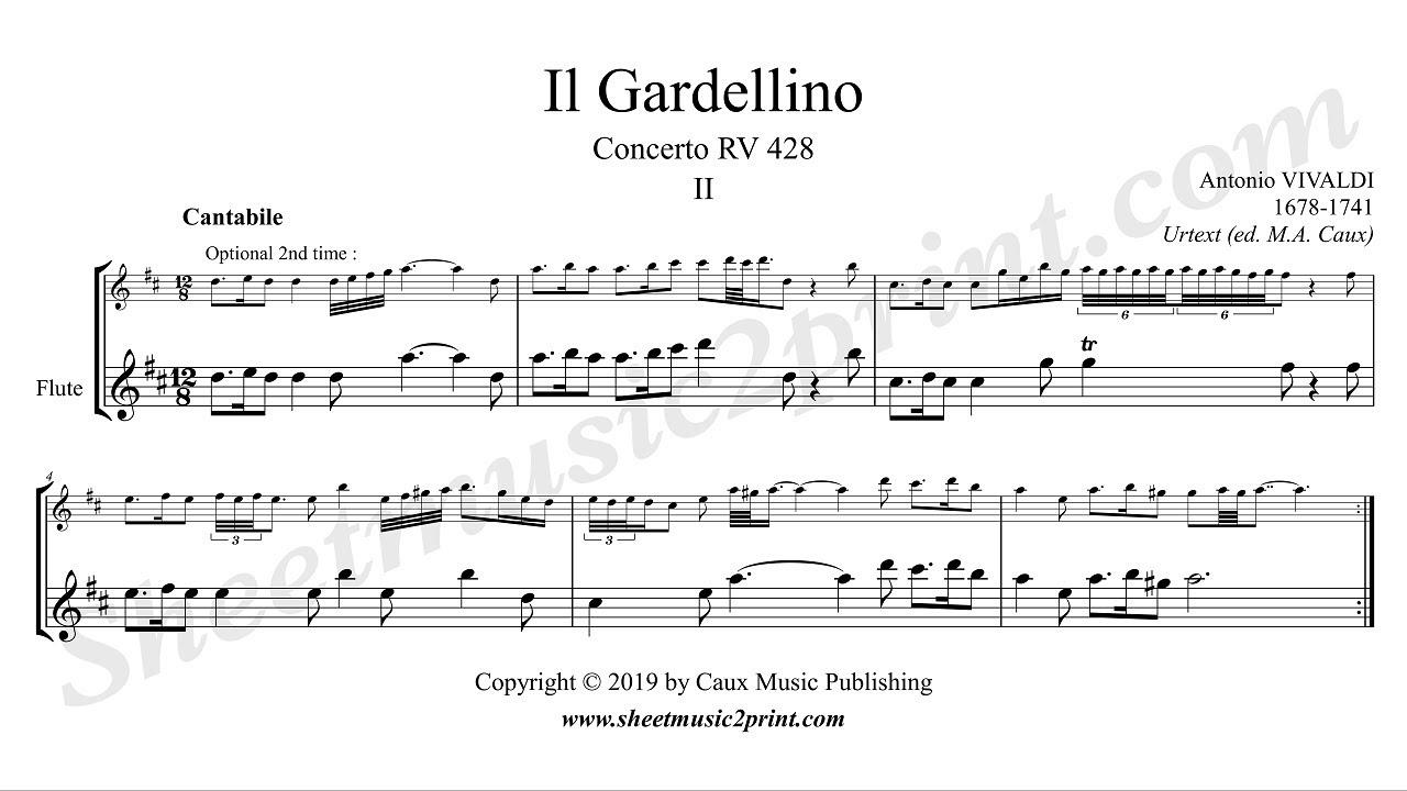 Il Gardellino Vivaldi