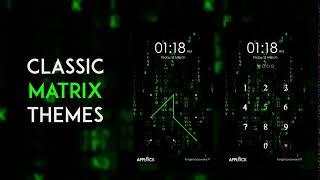 Applock Theme Matrix screenshot 5