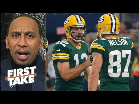 Aaron Rodgers should never be criticized by former teammates – Stephen A. | First Take