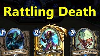 Hearthstone Fun Decks: Rattling Death