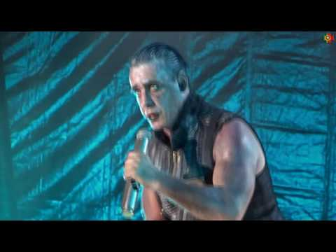 Rammstein - Reise Reise, Hallelujah and Stripped Live 2016 Festivals Tour Multicam