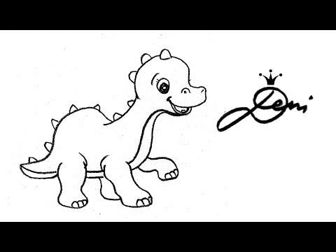 30 dinosaurier malen einfach - besten bilder von ausmalbilder