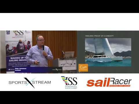 Peter Johnstone of Gunboat at ISS 2014