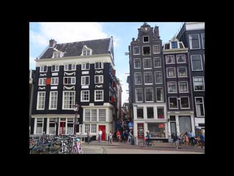 Johnny Jordaan - Het Steegje / steegjes in Amsterdam Centrum