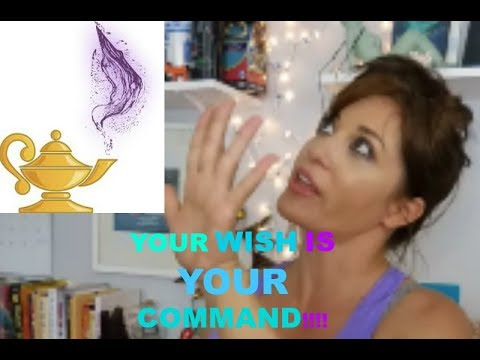 YOUR WISH IS YOUR COMMAND! LIFE IS MAGIC WITH THE FORCE OF LOVE//LAW OF ATTRACTION