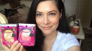 Review: Physicians Formula Ultra-Glam Bombshell Glow for Brunettes Bronzer & Blush Thumbnail