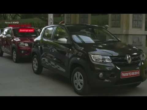 Renault KWID 1.0L – Media Review