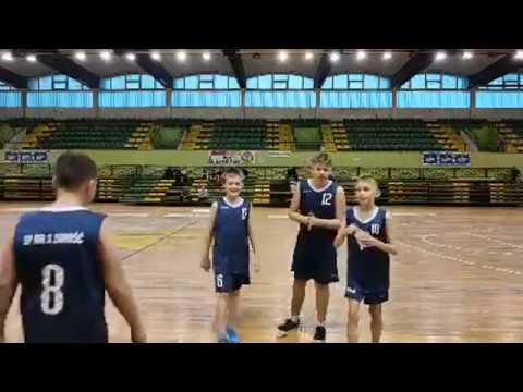 Finał Zamość Basket Cup 2019 r. - Turniej o Puchar Dyrektora Wydziału Oświaty Urzędu Miasta Zamość
