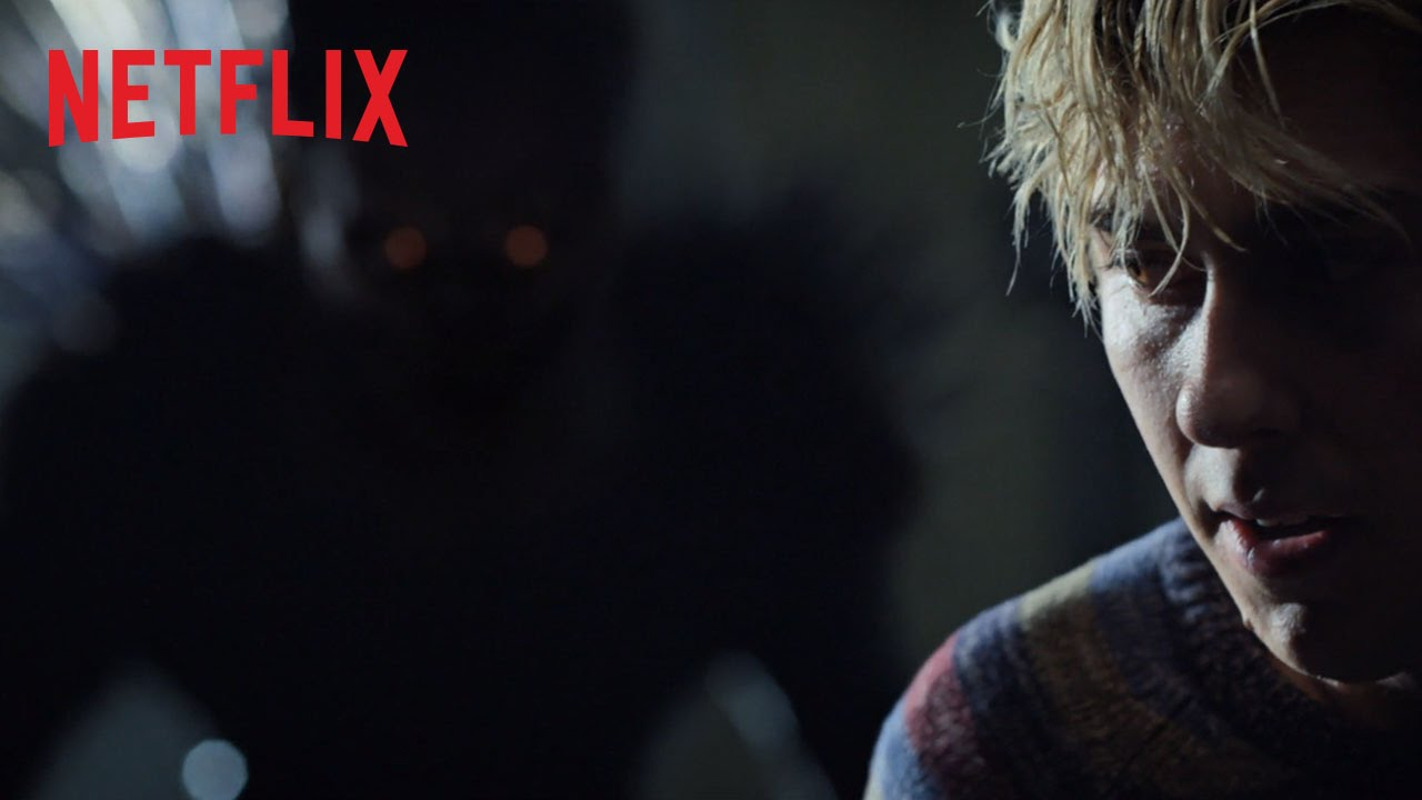 Death Note | Light rencontre Ryuk | Netflix [HD] - YouTube