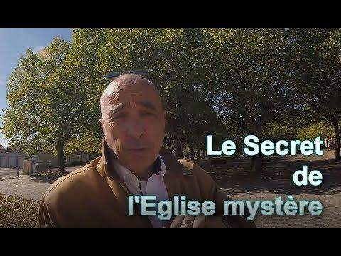 Le Secret de l Eglise mystere, miracle d'architecture lorraine en France