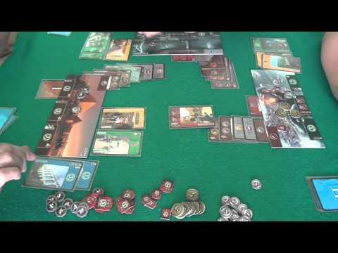 7 Чудес - играем в настольную игру, board game 7 Wonders