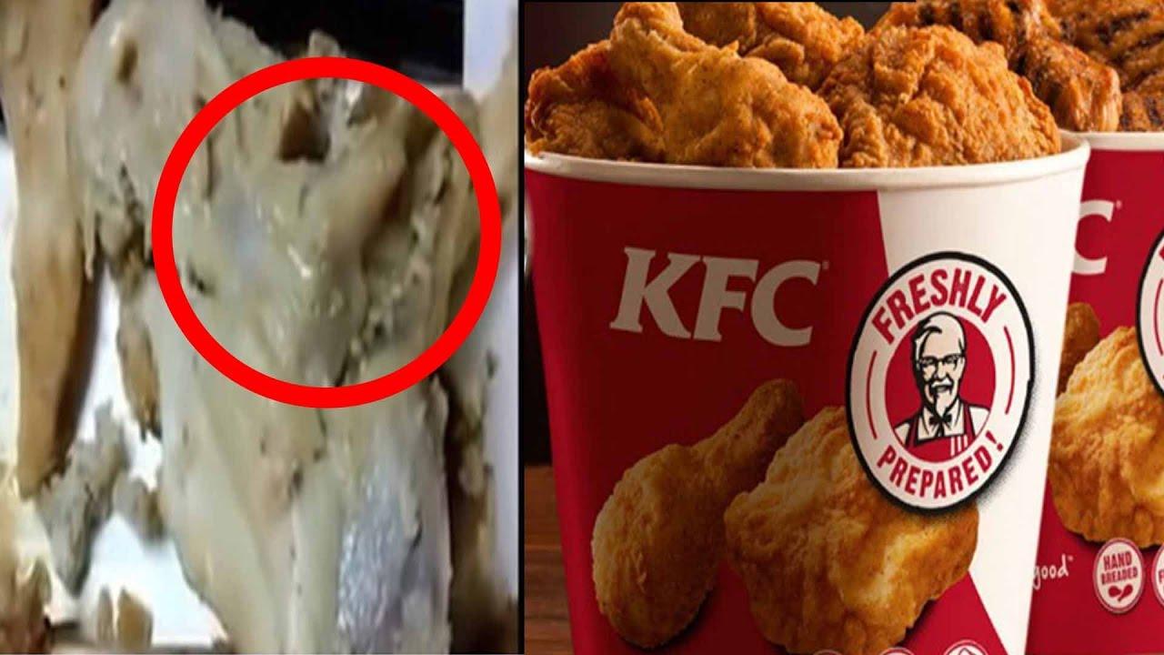 parásitos en pollo crudo