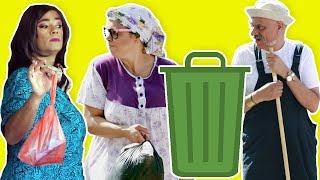 فوزي موزي وتوتي – سطل الزبالة – Trash Can