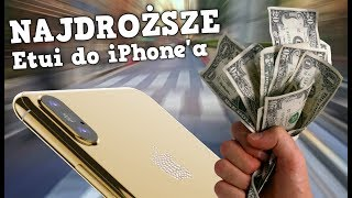NAJDROŻSZE Etui do iPhone'a   | AppleNaYouTube