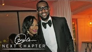 How LeBron James Proposed to His Sweetheart   Oprah's Next Chapter   Oprah Winfrey Network