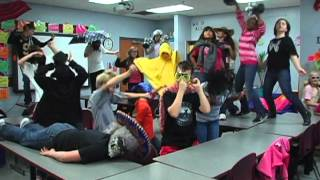 Mrs. Maples 6th period Harlem Shake
