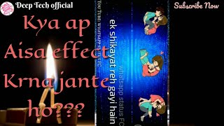 Download How to dounload background motion effects for whatsapp status video |background effects kaise lagaye