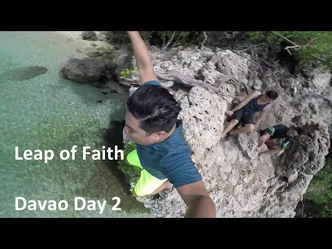 Leap of Faith (Davao Trip)