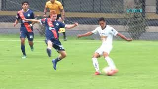 Sub 20: Pumas 2-0 Puebla RESUMEN Y GOLES Jornada 11 Apertura 2018