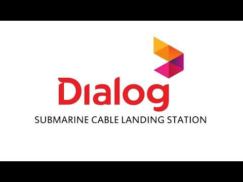 Inside Dialog's BBG Submarine Cable Landing Station