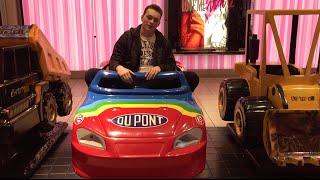 I GOT A NEW CAR!