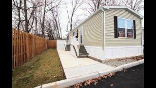 FOR SALE: 1 Bedroom 1 Bath 728SqFt Manufactured Home X-5 $85,000 www.MyHomeInEdison.com