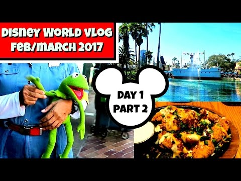 Download Youtube: Disney World vlogs 2017 : Day 1 part 2 | Disney's Hollywood Studios