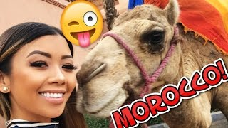 MOROCCO TRIP! WE MET A CAMEL AND RODE ATVs! | Liane V Vlogs