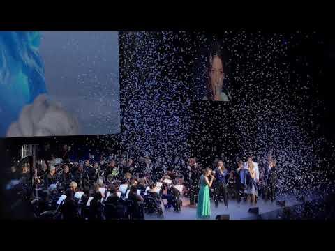 Willemijn Verkaik - Lass jetzt los (Frozen) live Hamburg Mp3
