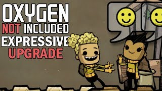 New Colony - Oxygen Not Included Gameplay - Expressive Upgrade