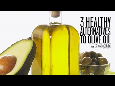3 Healthy Alternatives to Olive Oil | Healthy Eating | Cooking Light