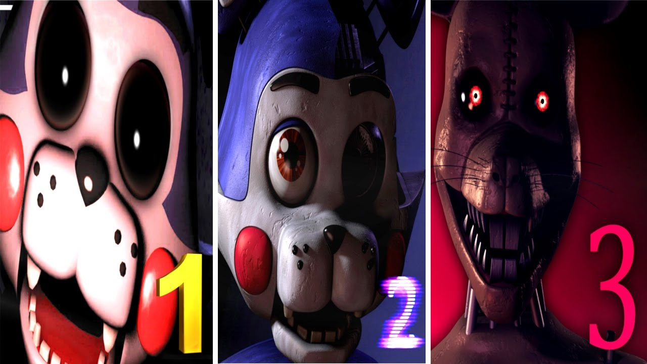Downloading Five Nights at Candy's 2 (Official) - Game Jolt