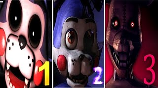 - Five Nights at Candy s HISTORY All Jumpscares 1 3