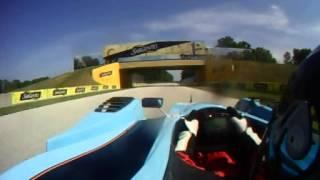 2012 SCCA CAT National C Sports Racer on board Race # 8 Jason Miller