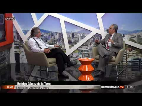 Diálogos con Rodrigo Gómez de la Torre