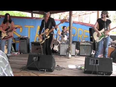 The BlueBonnets - Maria's Taco Xpress - Unofficial SXSW 2012