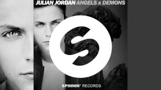 Julian Jordan - Angels x Demons (Radio Edit) [Official]