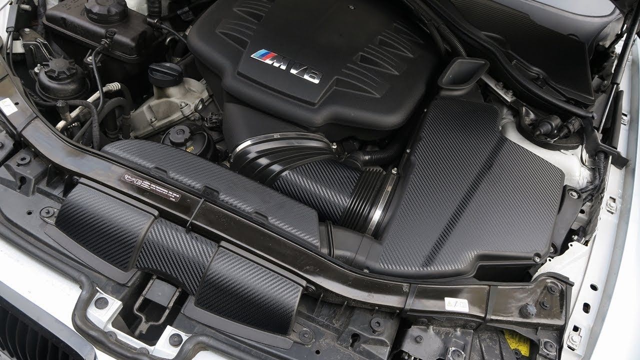 I Wrapped My Engine Bay In Carbon Fiber Bmw E92 M3 Coupe