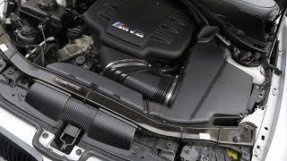 I Wrapped My Engine Bay in Carbon Fiber! (BMW E92 M3 Coupe LCI Silverstone Blue)