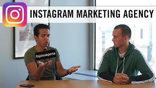How To Start An Instagram Marketing Agency (and scale it to $100k a month!)