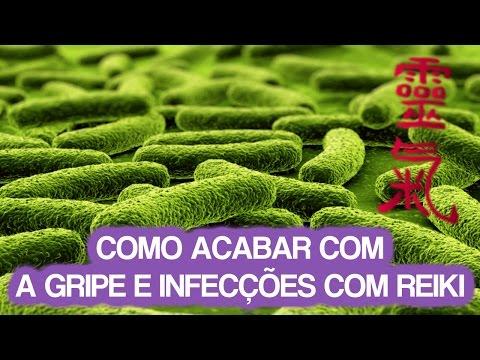 Como Acabar Com a Gripe e Infecções com Reiki