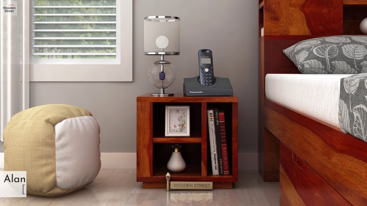 Bedside Table   Shop Trendy And Durable Bedside Tables Online From Wooden  Street.