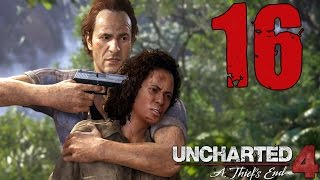 LA VERITA'... - UNCHARTED 4: FINE DI UN LADRO [Walkthrough Gameplay ITA HD - PARTE 16]