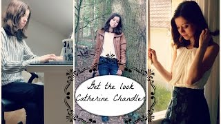 [Get the look n°3] : Catherine Chandler - Beauty and the beast