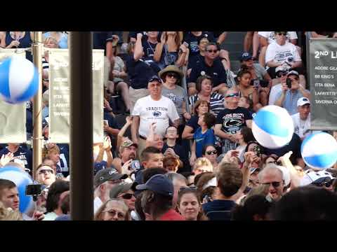 Penn State football gets fans excited at Citrus Bowl pep rally